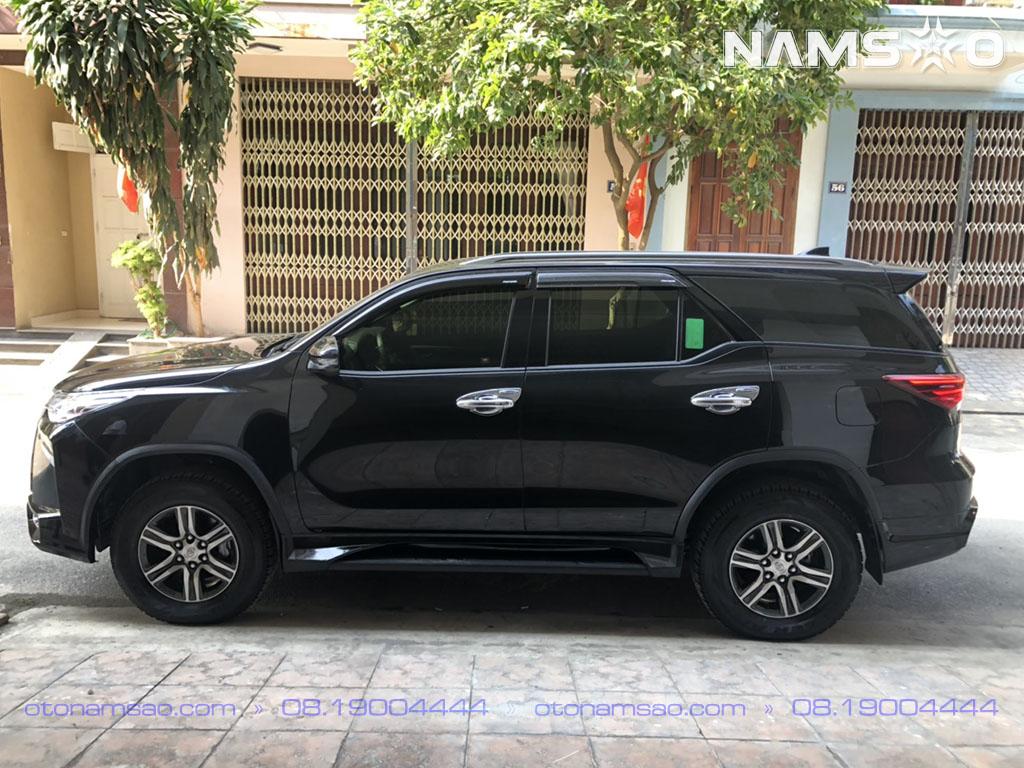 body kit lexus toyota fotuner 2019