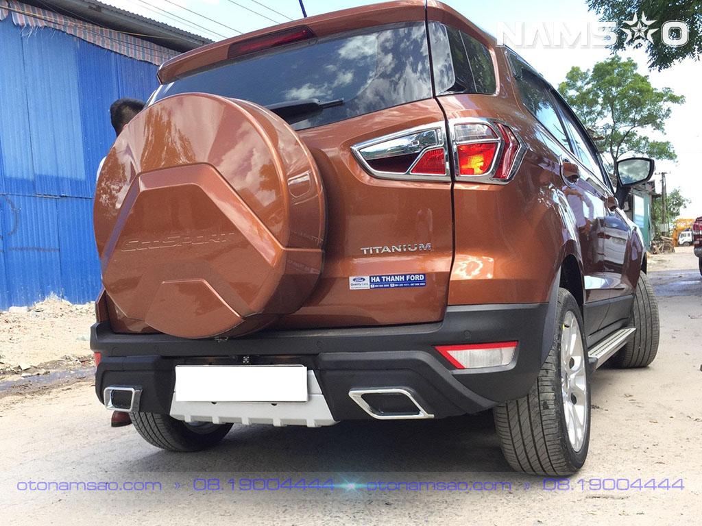 phụ kiện xe ford ecosport